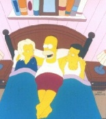 The Simpsons 10x05 : When You Dish Upon a Star- Seriesaddict